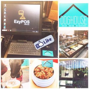 Dog House Cafe - Customized Cafe POS Solution