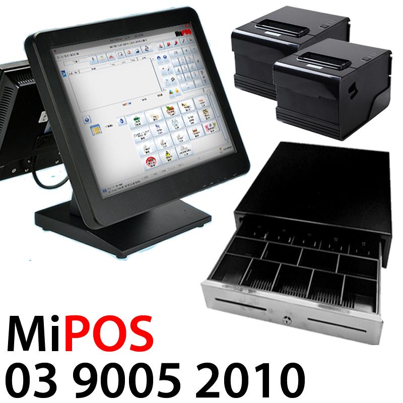 POS System for Retail Shops, Cafes & Restaurants