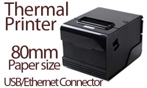 Thermal Receipt Printer USB and Ethernet