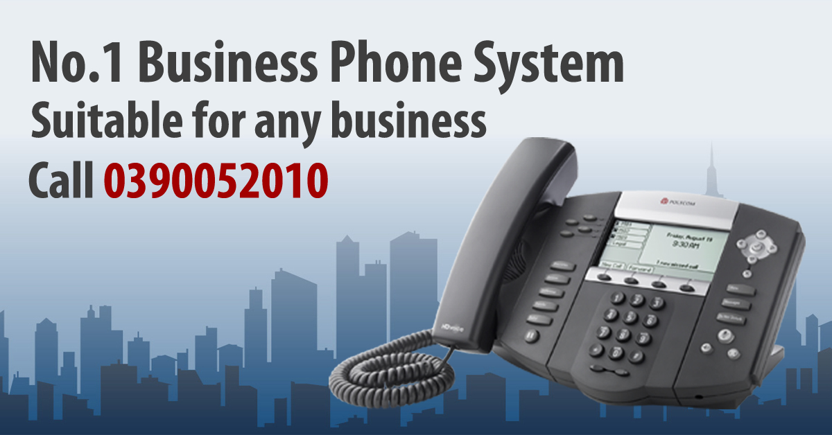 Business Phone System - IP650