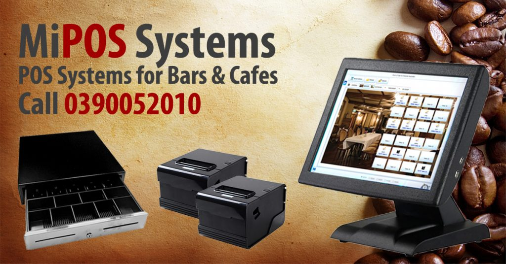 Cafe POS System - Cafe POS Software - Coffee Shop POS - POS System for Coffee Shops