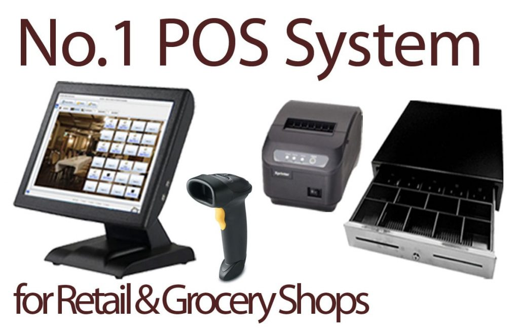 Retail POS System - Retail POS Software - Grocery POS - Specialized Retail POS