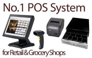 Retail POS System - Retail POS Software - Grocery POS - Specialized Retail POS
