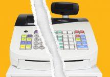 Upgrade Cash Registers