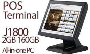 MiPOS - J1800 Budget POS Terminal