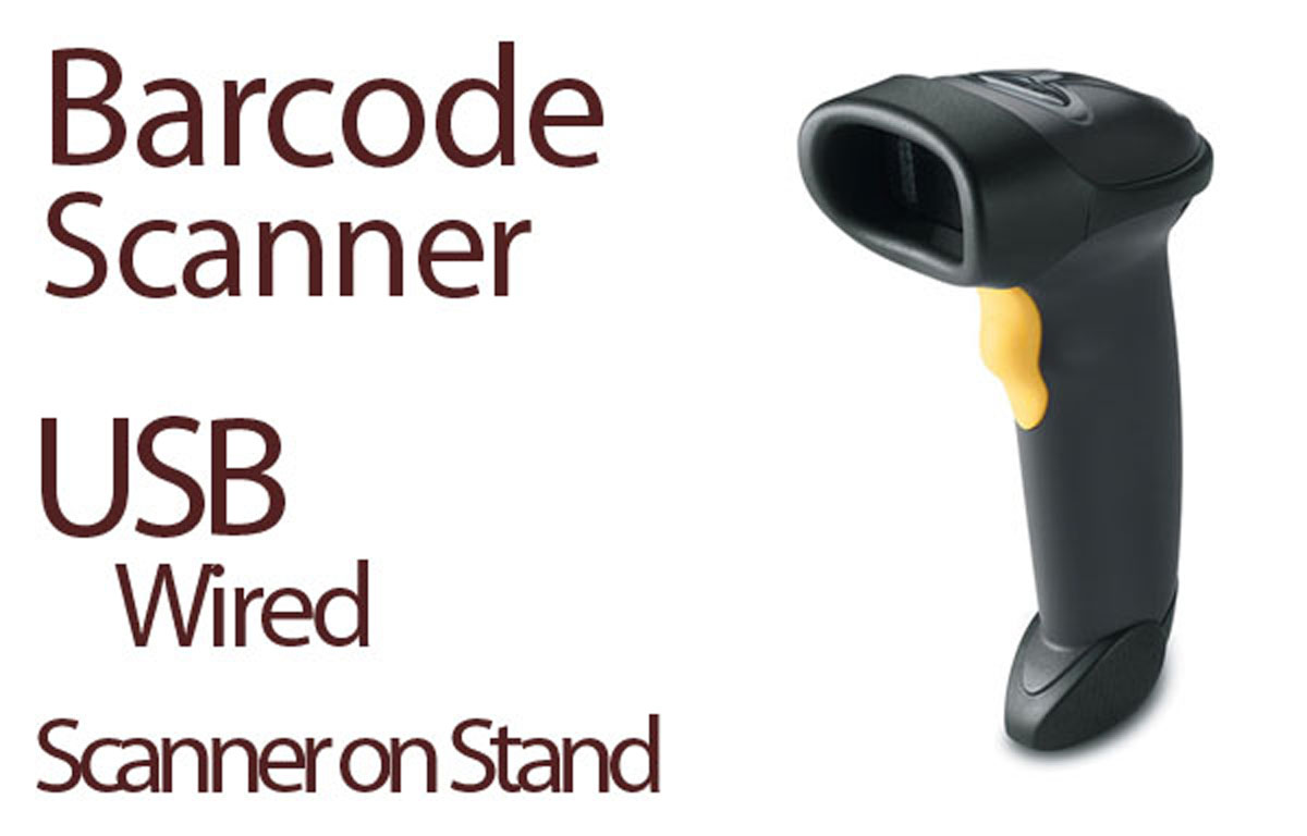 USB Barcode Scanner