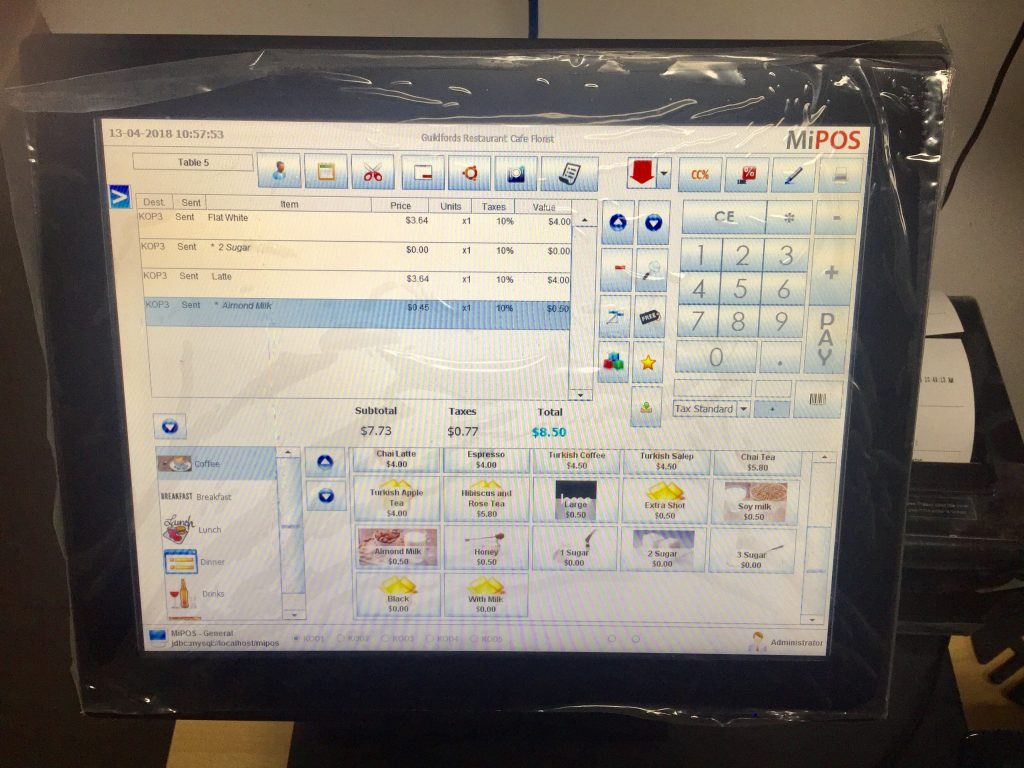 MiPOS-Cafe-POS-Screen
