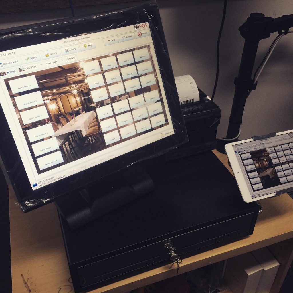 MiPOS - POS System with iPad