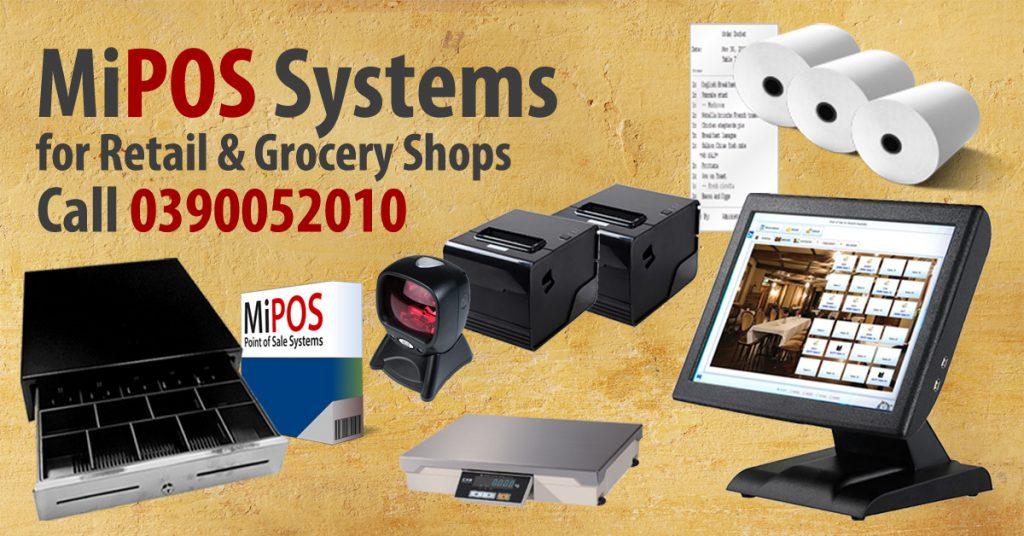 Retail POS System - Grocery POS - Supermarket POS