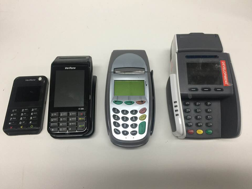 EFTPOS Terminals - Integrated EFTPOS